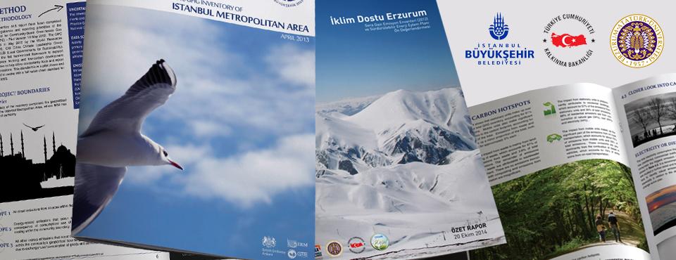 TÜRKİYE'DE İLK! İstanbul ve Erzurum Karbon Ayakizi Rapor Tasarımları UCO'dan